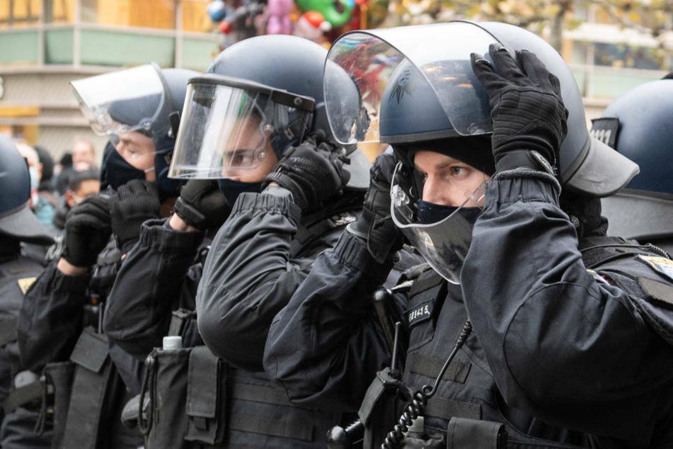 Frankfurt: Frankfurt rüstet sich für große Querdenker-Demo am Sonntag