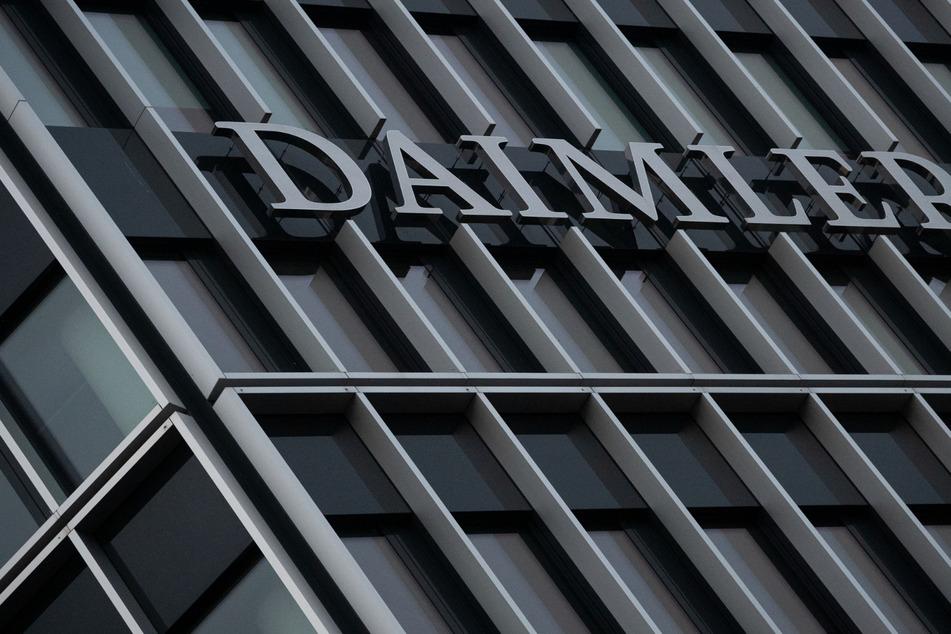 Daimler muss Milliardenverlust verkraften.