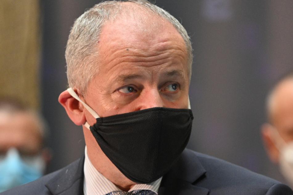 Der tschechische Gesundheitsminister Roman Prymula (56).