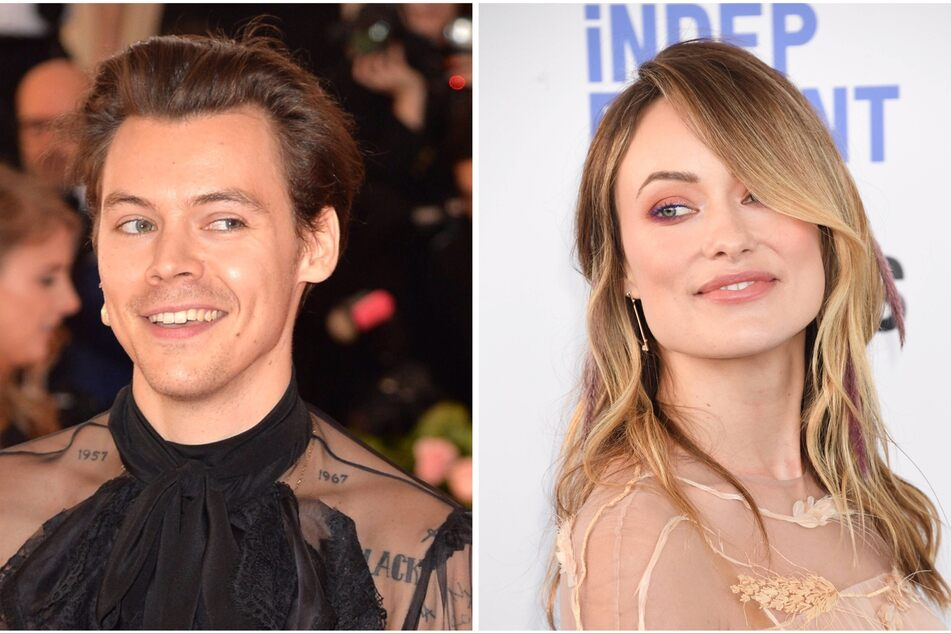 Did Olivia Wilde and Harry Styles secretly wed in Italy?