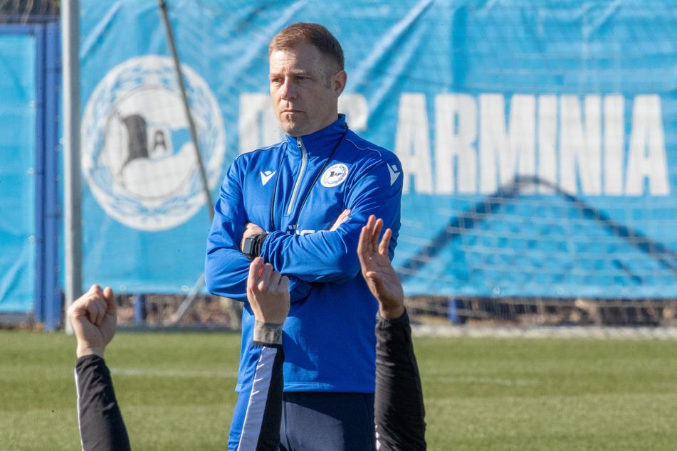 Frank Kramer (48) wird den vakanten Trainerposten bei Arminia Bielefeld übernehmen.