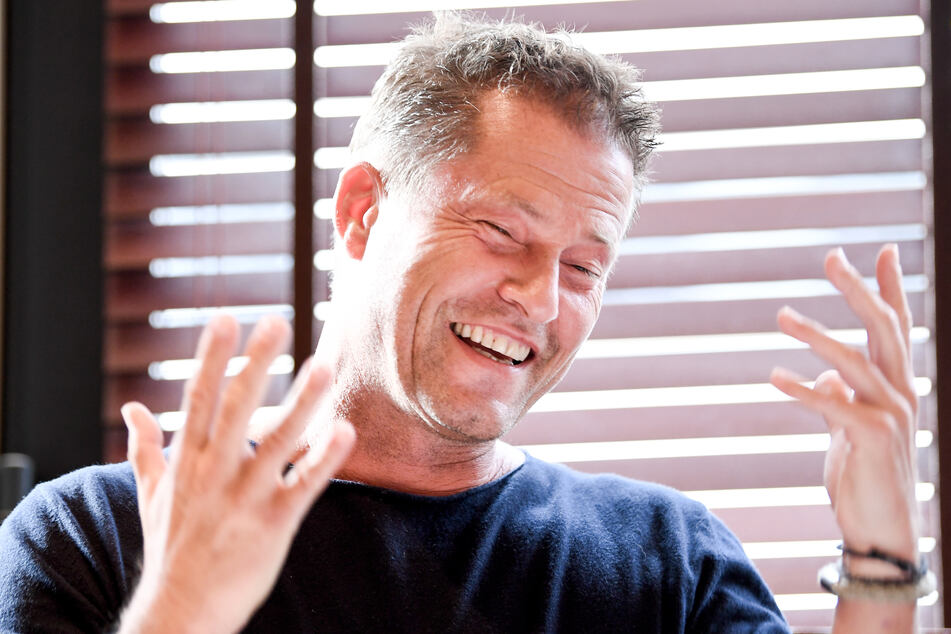 Til Schweiger nimmt die Kritik an seinen Filmen gelassen.
