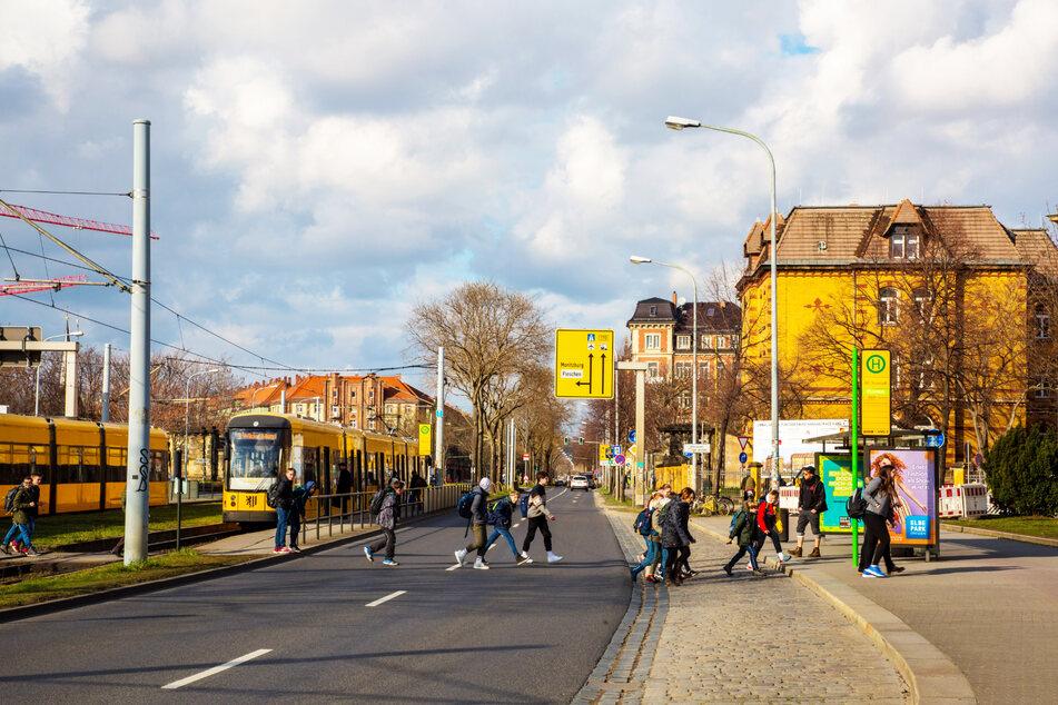 Für die Fernbus-Haltestelle an der Hansastraße sind die Planungen fertig.