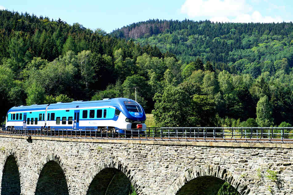 Die Tschechen wollen ihre blauen Züge offenbar bis nach Görlitz schicken.