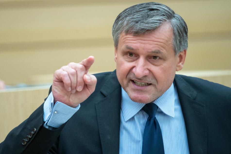 FDP-Mann Rülke nag keine ungebetnen Ratschläge - wie die von Kretschmann.