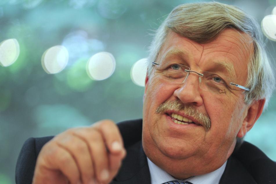 Bundesweite Durchsuchung im Fall Walter Lübcke: Sechs Verdächtige in Sachsen