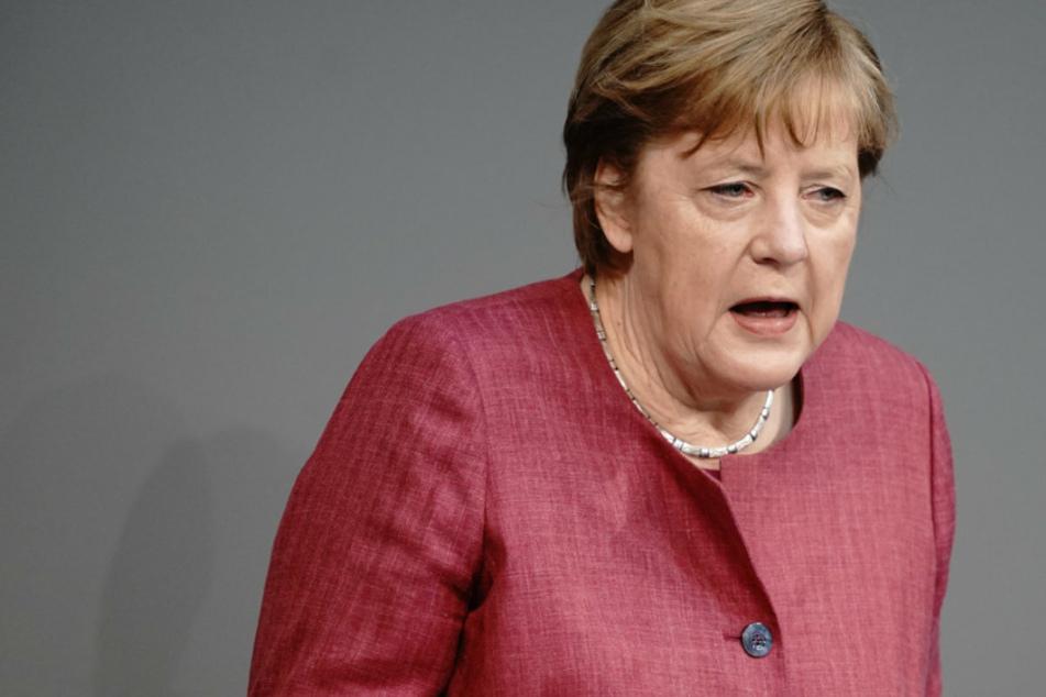 Heftige Notbremsen-Debatte: Schlagabtausch im Bundestag