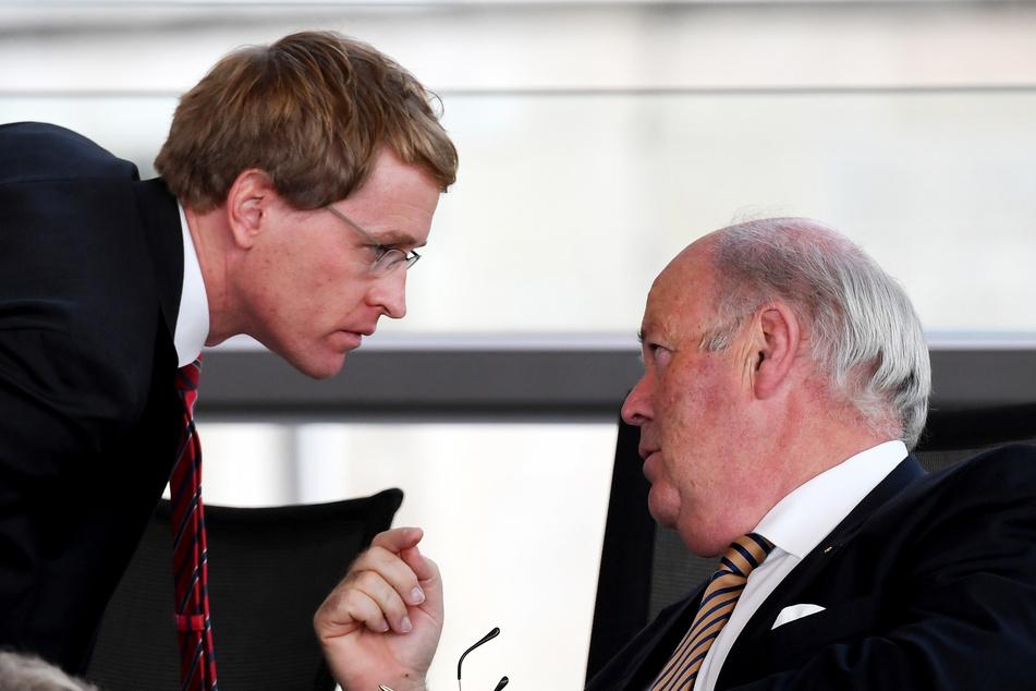 Günther erhebt schwere Vorwürfe gegen Ex-Innenminister Grote
