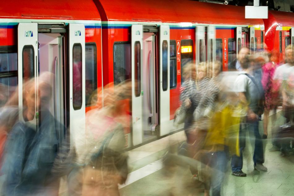 S-Bahn-Störung im Raum Frankfurt: Verspätungen und Fahrt-Ausfälle