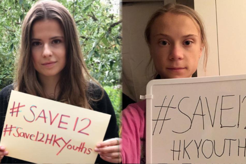 Was haben Greta Thunberg und Luisa Neubauer plötzlich mit China zu tun?
