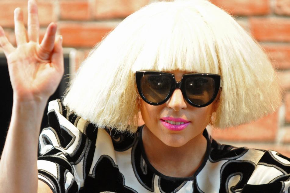 """Bontenmaru mit Pony, so wie einst zu goldenen """"Poker Face""""-Zeiten von Pop-Star Lady Gaga."""