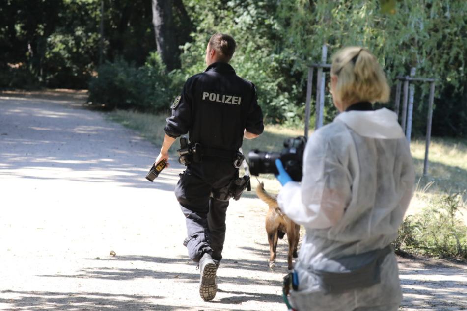 Leiche aus Clara-Zetkin-Park in Leipzig identifiziert!