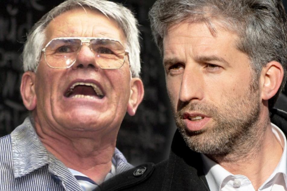 Boris Palmer gedenkt seines Vaters und nimmt DFB-Keller nach Freisler-Aussage in Schutz