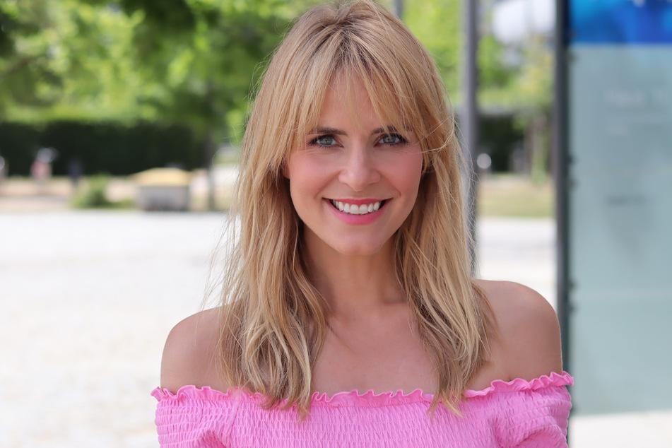 "Stephanie Müller-Spirra (37) ist Moderatorin der MDR-Live-Show ""Frühling bei uns"" am 8. Mai, 20.15 Uhr."