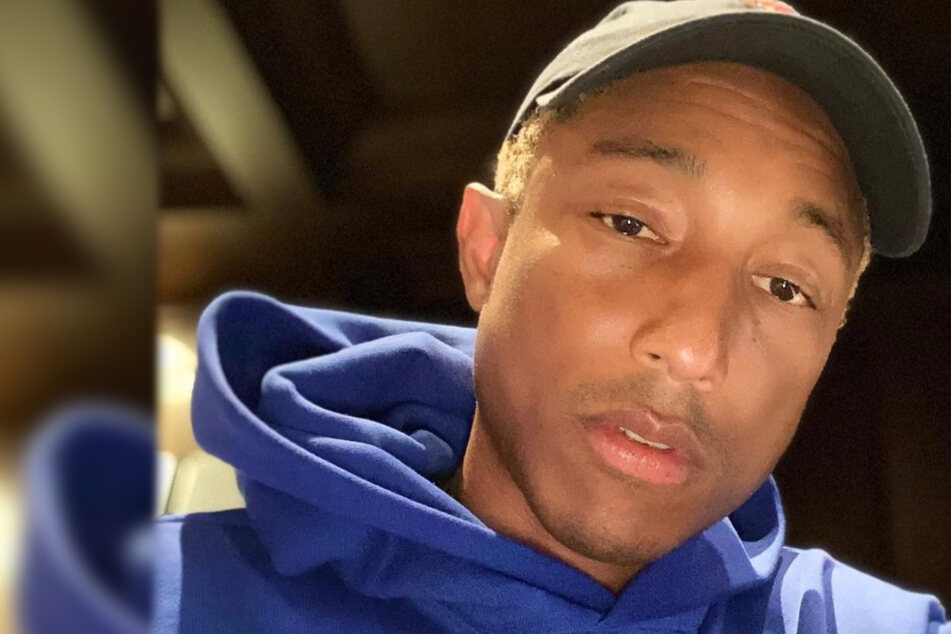 Pharrell Williams calls for transparency after police shot his cousin in Virginia Beach
