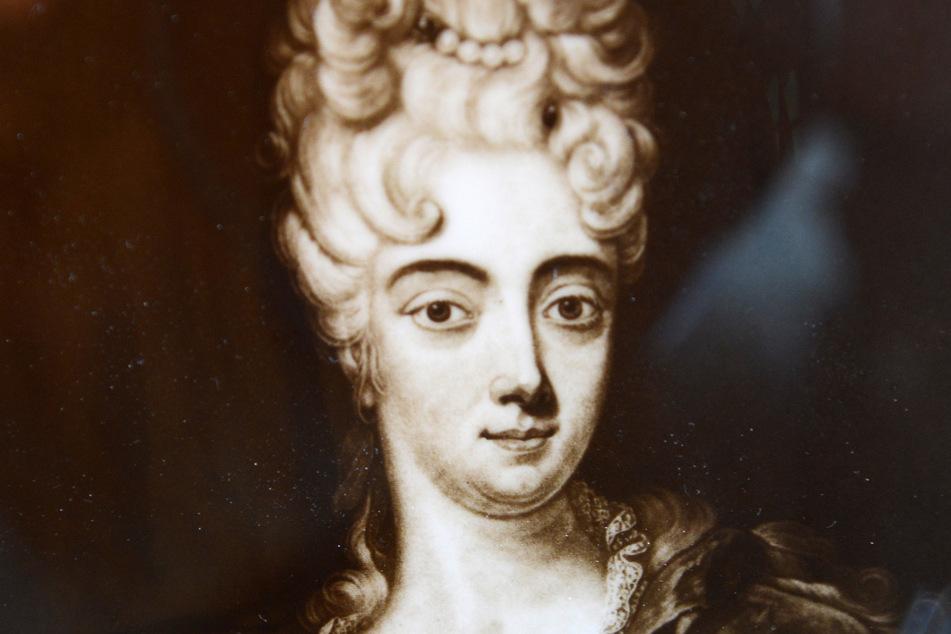Spannende Geschichten über die Gräfin Cosel bekommt man auf der Burg Stolpen zu hören.