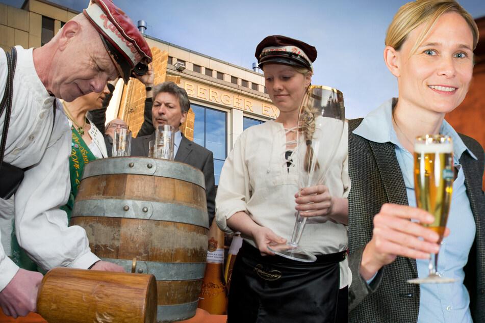 Sachsens Bierbrauer schäumen vor Wut: Protestbrief an die Politik