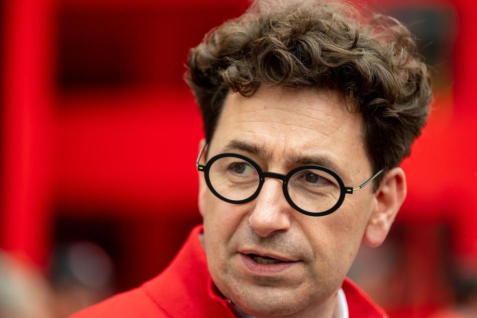 Mattia Binotto, Teamchef und technischer Direktor des Teams Scuderia Ferrari, verteidigt seine Entscheidung.