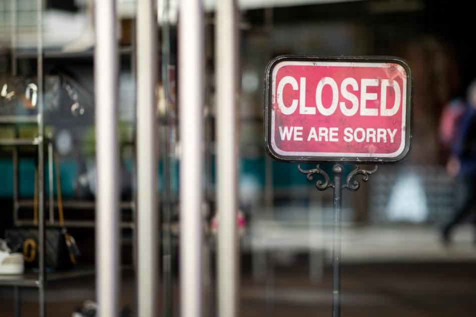 Während in Baden-Württemberg viele Geschäft wieder öffnen, bleiben sie in Bayern noch geschlossen. (Symbolbild)