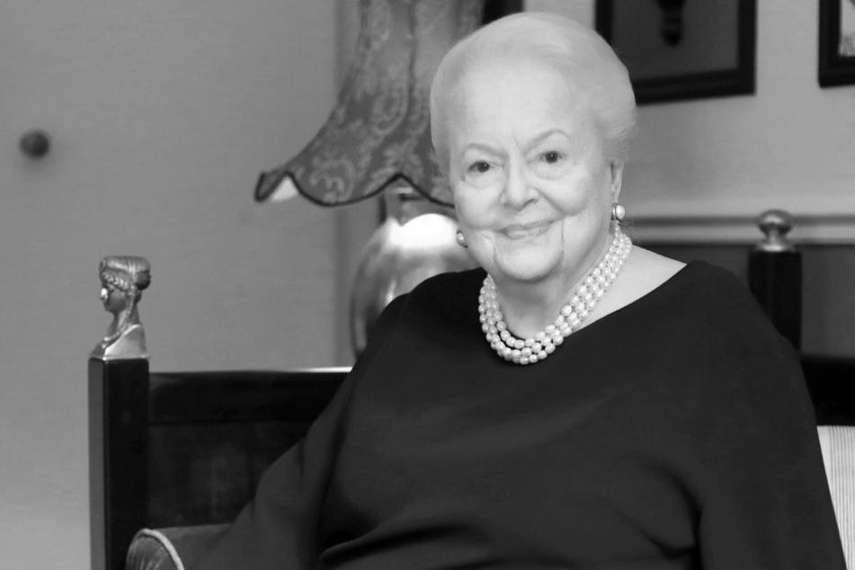 """""""Vom Winde verweht"""": Filmlegende Olivia de Havilland mit 104 Jahren gestorben"""