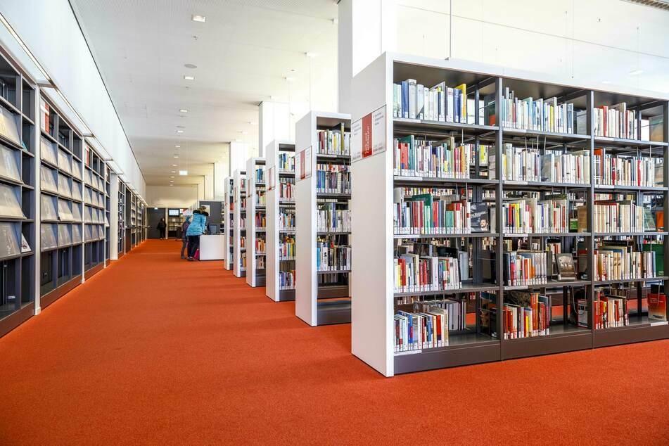 Dresdens Bibliotheken dürfen wieder besucht werden.