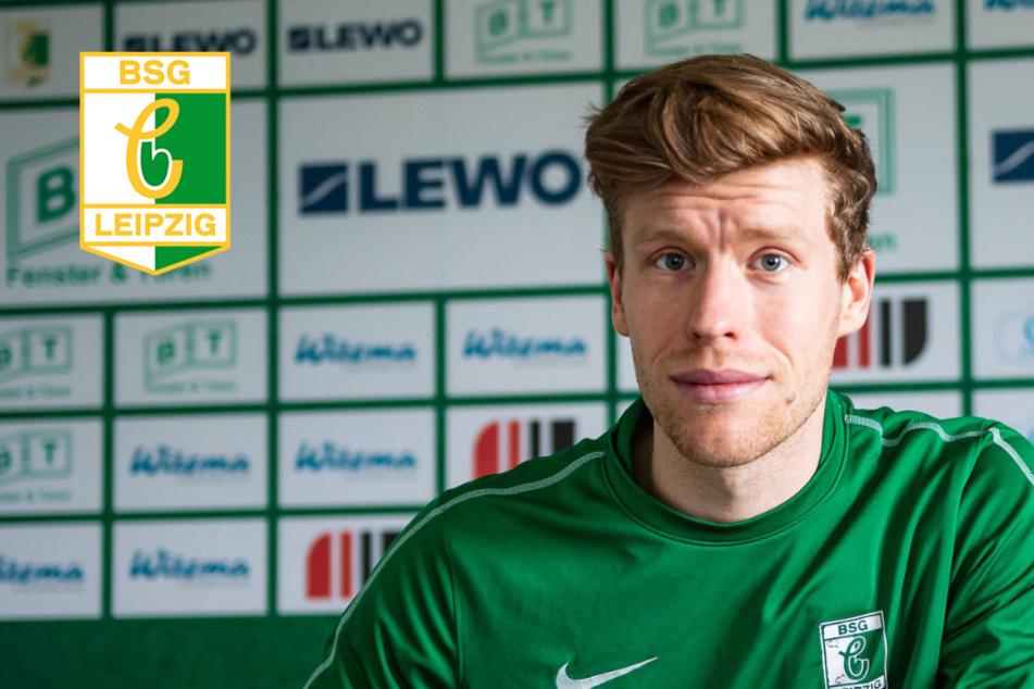 Alex Bury bleibt bei Chemie Leipzig!