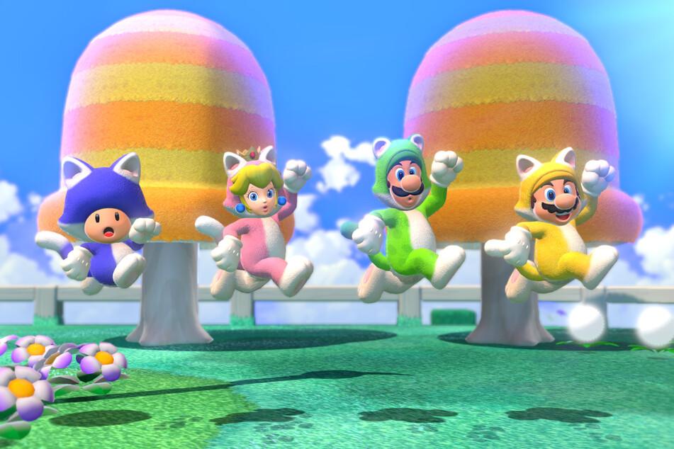 Bis zu vier Spieler können gleichzeitig - online oder lokal - das Feenland retten. Im Team macht das Abenteuer besonders großen Spaß.