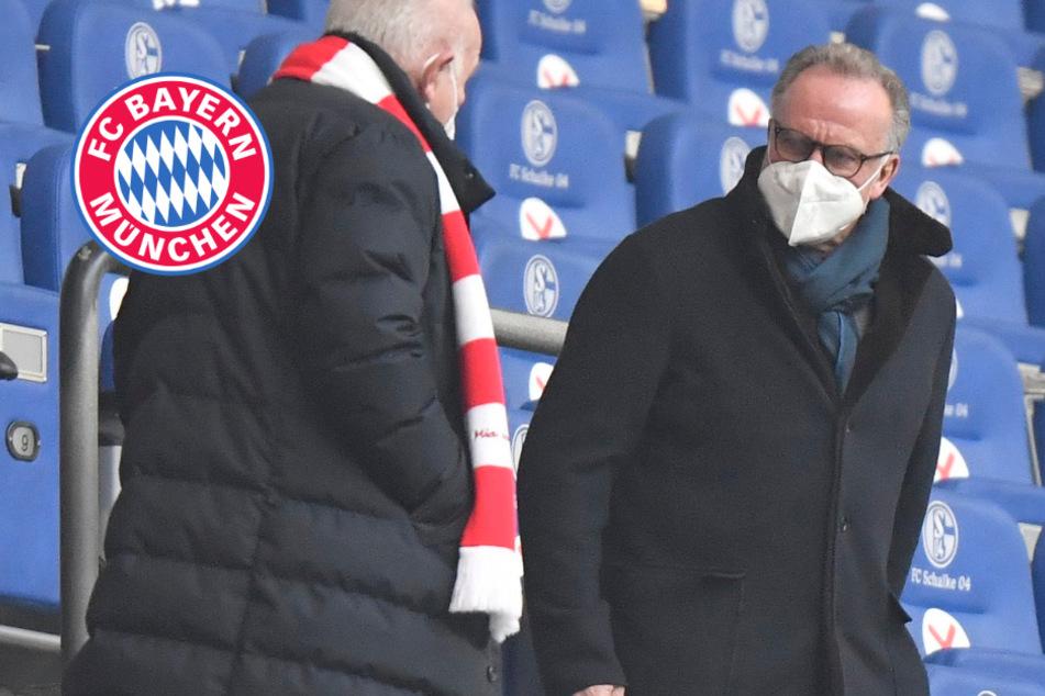 """Rummenigge erklärt: Das steckt hinter dem """"Taucherbrillen""""-Dilemma auf Schalke"""