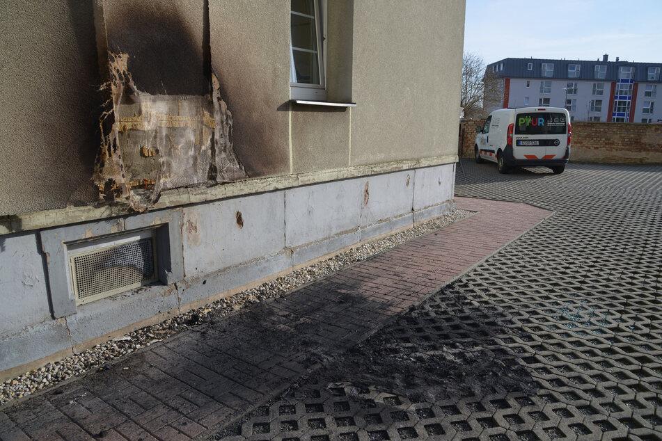 Zwickau: Opel geht in Flammen auf!