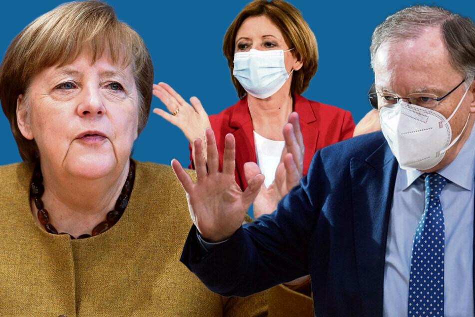 Schluss mit dem Impf-Debakel! Sorgen Merkel & Co. heute endlich für Klarheit?