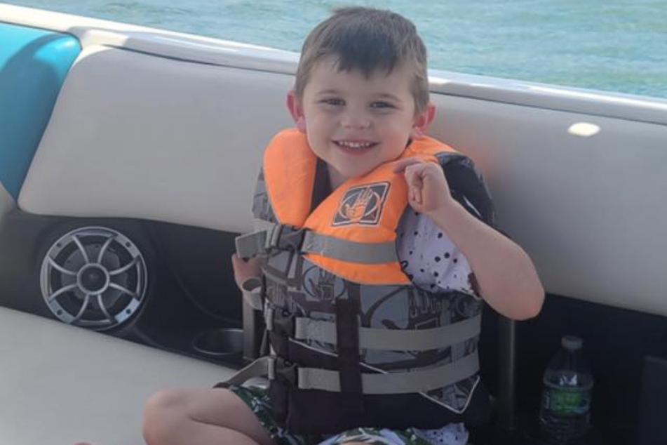 Der vierjährige Kache Wallis starb infolge eines tragischen Unfalls.