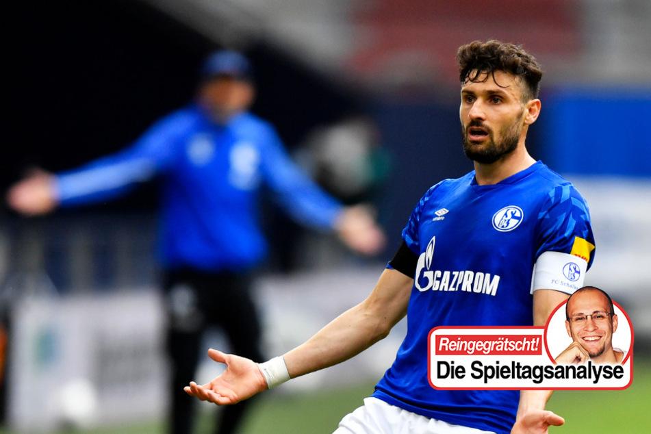 """Bundesliga-Kolumne über den FC Schalke 04: Darum stecken die """"Knappen"""" in der Krise!"""