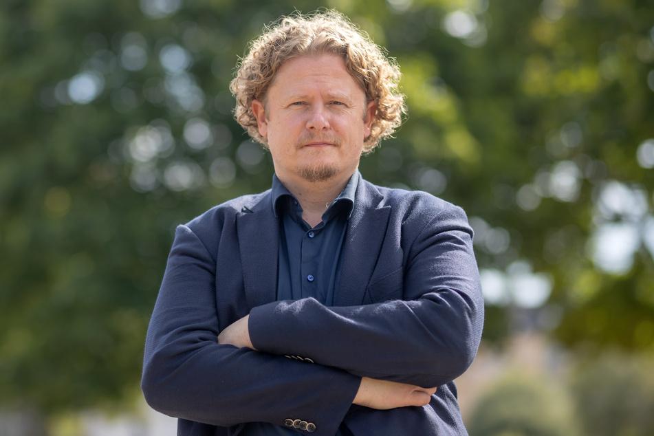 Ex-OB-Kandidat Lars Faßmann (43) kann die verzögerte Datenübertragung zwischen dem Robert Koch-Institut und dem Gesundheitsamt nicht verstehen.