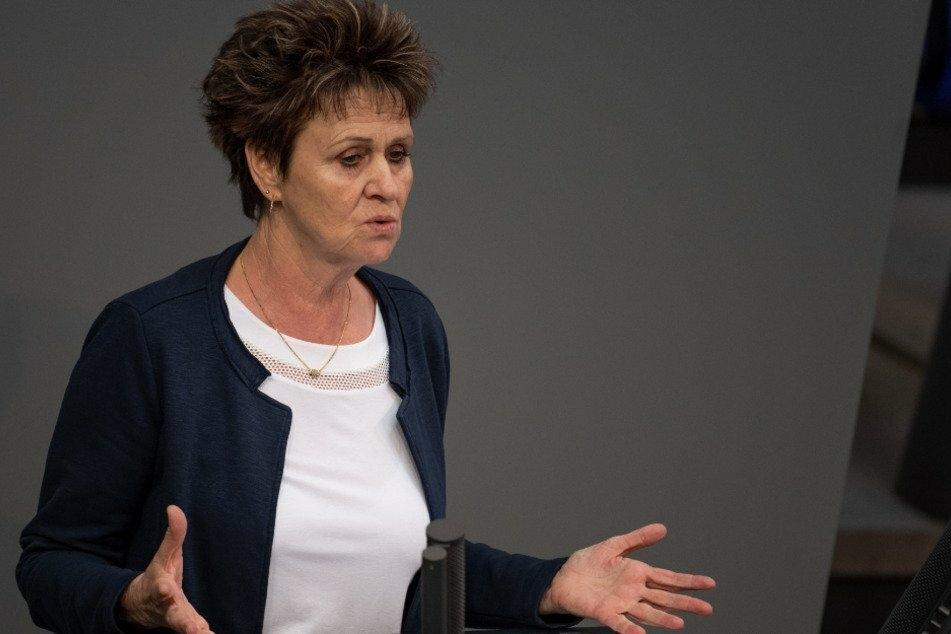 Linke-Politikerin Sabine Zimmermann (59).