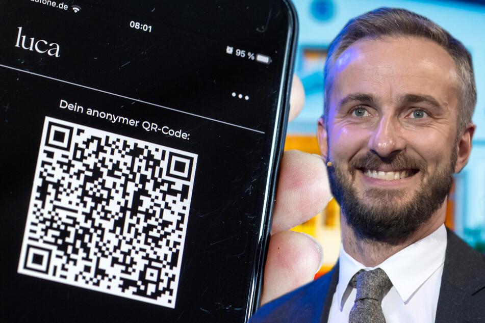 Jan Böhmermann trollt die Luca-App und zeigt deren größte Schwäche