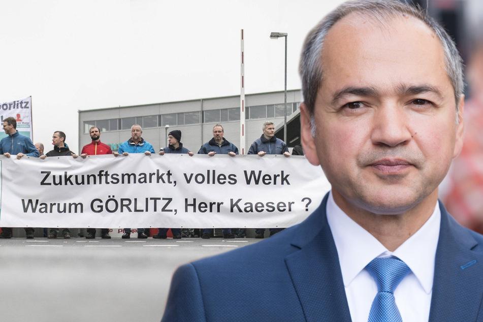 Konzern will massiv Stellen streichen: Görlitz zittert wieder um Siemens-Standort