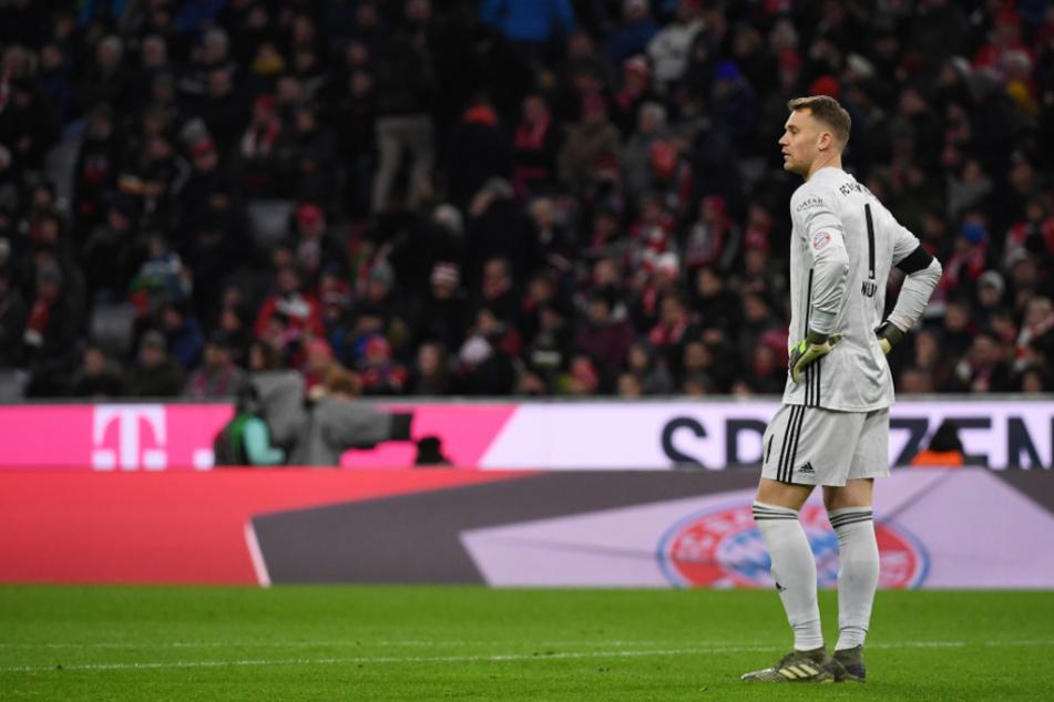 War's das mit der Bundesliga für diese Saison?