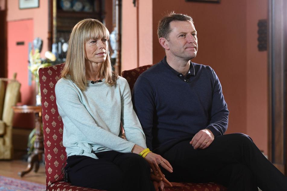 Maddies Eltern Kate und Gerry McCann geben die Hoffnung nicht auf, ihre Tochter doch noch lebend zu finden.