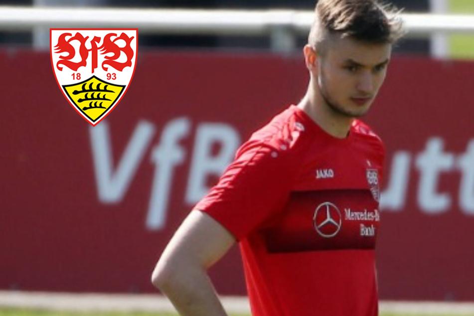 VfB-Stürmer Kalajdzic muss nach Horror-Verletzung mit komischem Gefühl umgehen