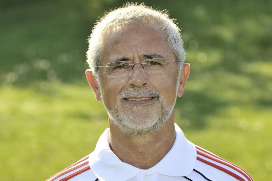 Gerd Müller (75) erzielte in der Bundesliga-Saison 1971/72 40 Tore und hält den Rekord für die meisten Treffer in einer Spielzeit. (Archivbild)