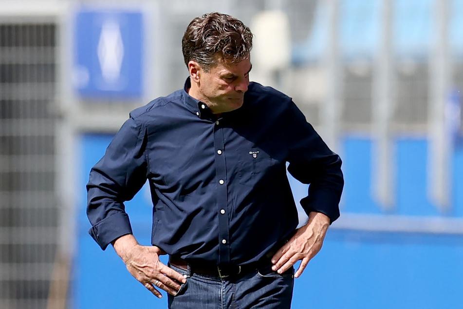 Nach dem verpassten Aufstieg gehen der HSV und Trainer Dieter Hecking getrennt Wege.