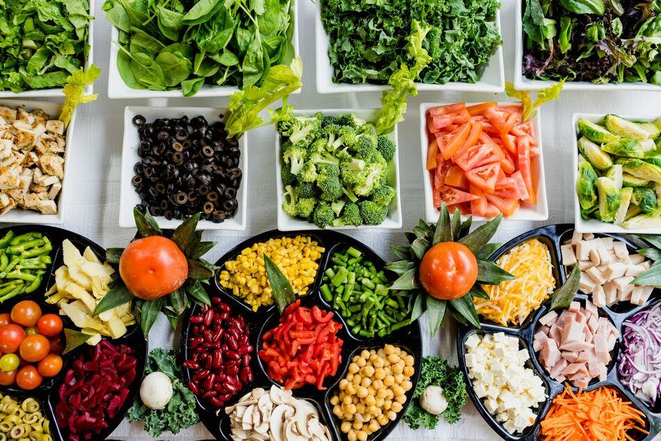 Eine vegetarische Ernährungsweise macht nicht automatisch schlank, kann aber beim Abnehmen helfen.