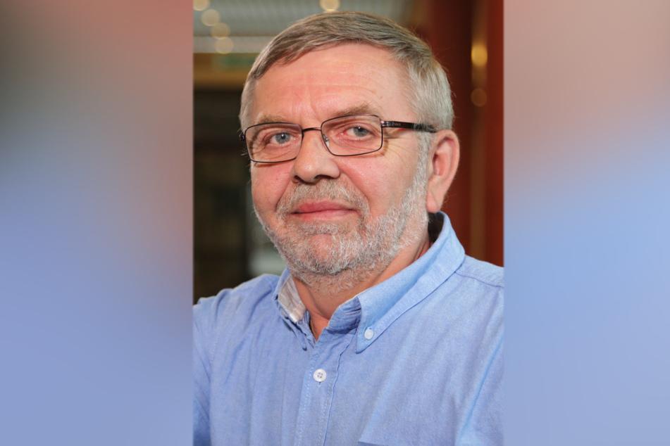 Andreas Herrmann ist Bezirksvorsitzender der IG BAU Südwestsachsen.