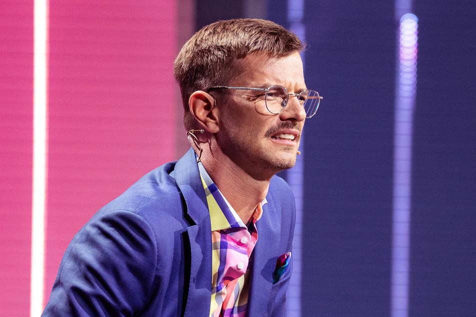Dem Chef fehlte der Durchblick: Show-Erfinder Joko Winterscheidt (42) schaffte es nicht ins Finale.