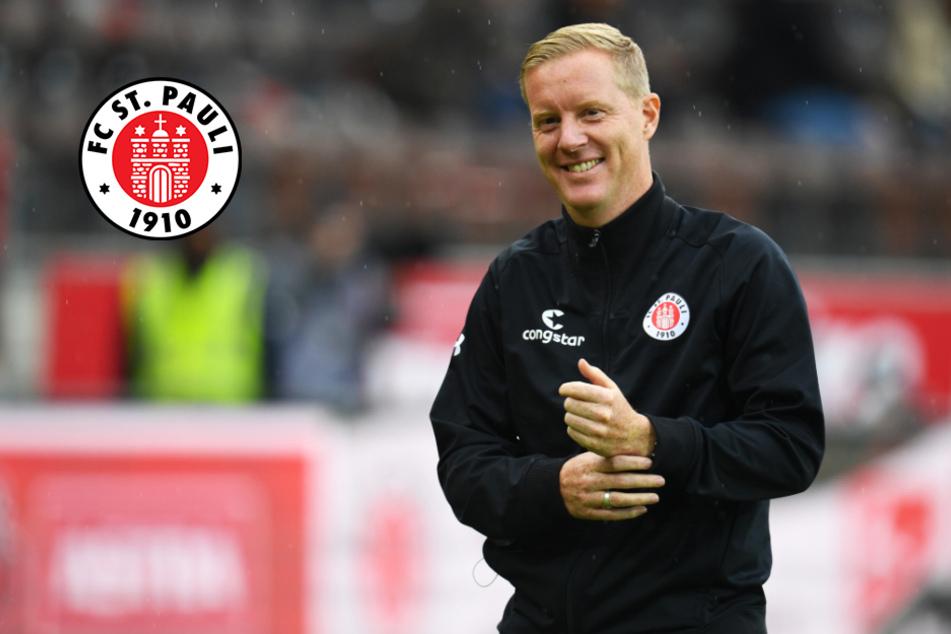 Trotz Sieglos-Serie: Coach Timo Schultz sieht Entwicklung beim FC St. Pauli