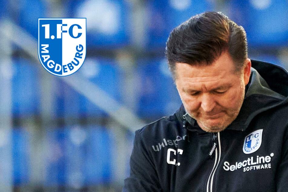 Trainerwechsel beim 1. FC Magdeburg verpufft: 0:4 gegen Verl lässt Alarmglocken schrillen!