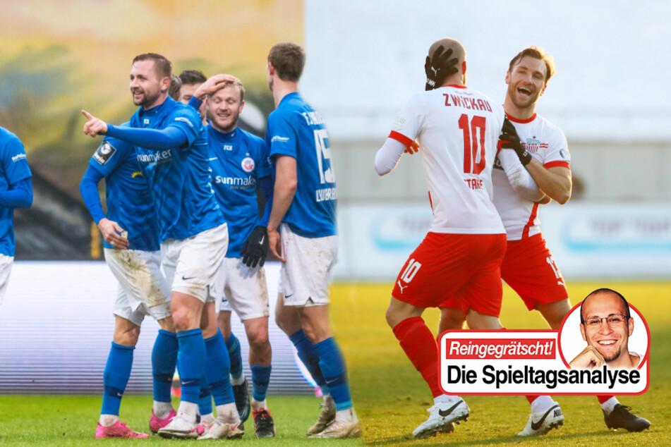 TAG24-Fußballredakteur Stefan Bröhl (32) beschäftigt sich in seiner wöchentlichen Kolumne diesmal mit dem Drittliga-Start ins neue Jahr.