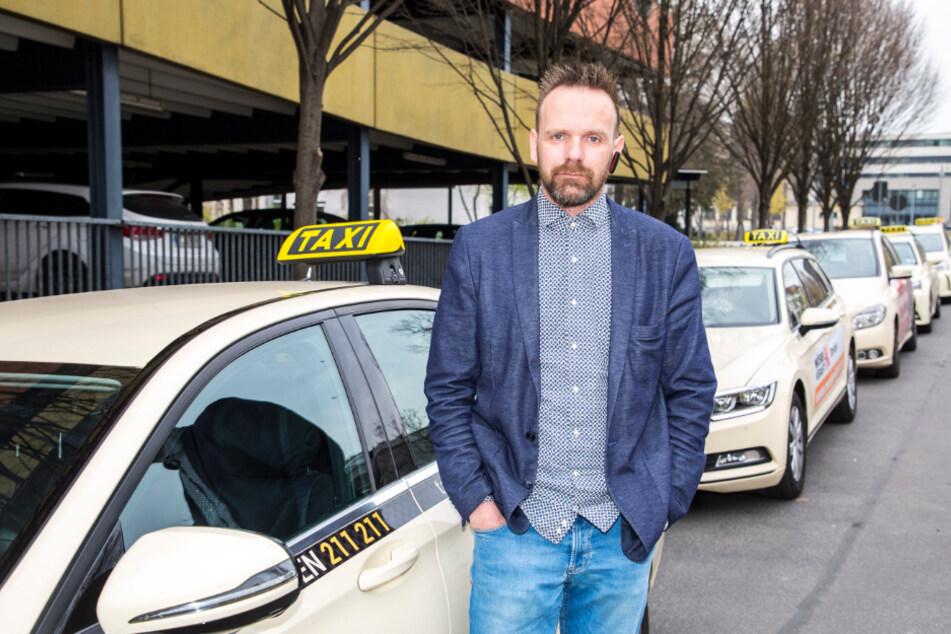 Corona-Schock! Dresdens Taxifahrer rollen in die Pleite