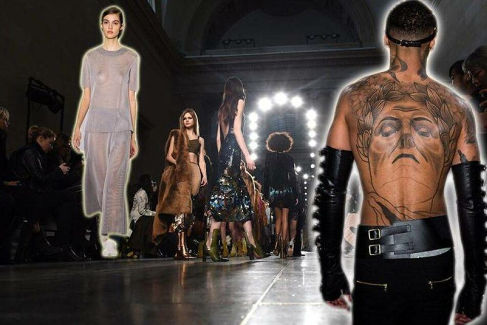 Schriller gehts nimmer! Die heißeste Mode aus London...