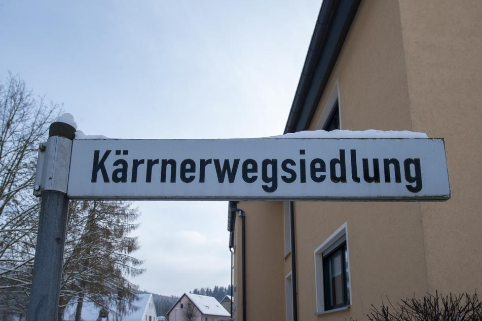 Tatort war die Kärrnerwegsiedlung in Lichtenstein-Rödlitz.